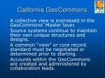 california geocommons