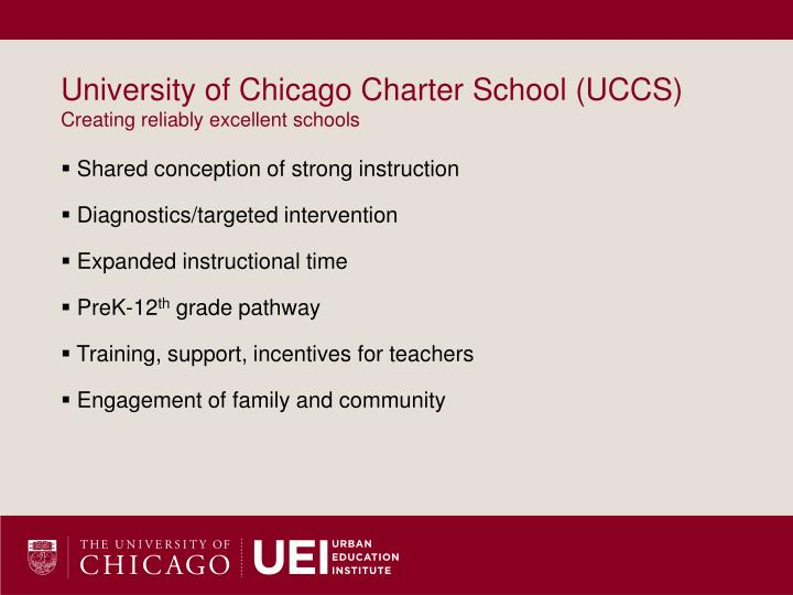 University of Chicago Charter School (UCCS)