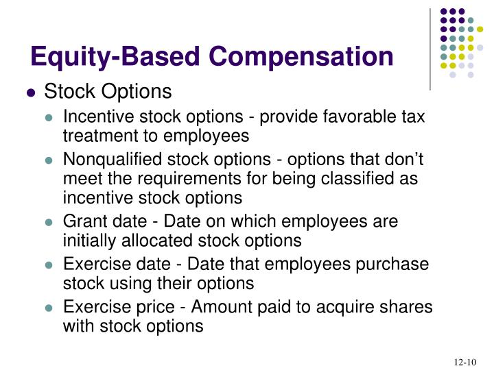 Equity-Based Compensation