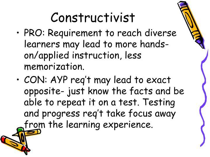Constructivist