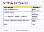 strategy formulation3