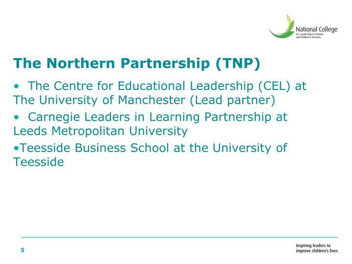 The Northern Partnership (TNP)