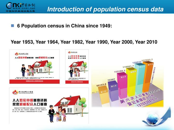 importance of population census The fundamental purpose of the census at a glance: • provide the facts essential to government for policy-making, planning and administration • decision-making that facilitates the development of socio-economic policies -enhance the welfare of the population • provides important data for the analysis and appraisal of the changing.