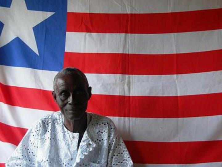 The colony of liberia