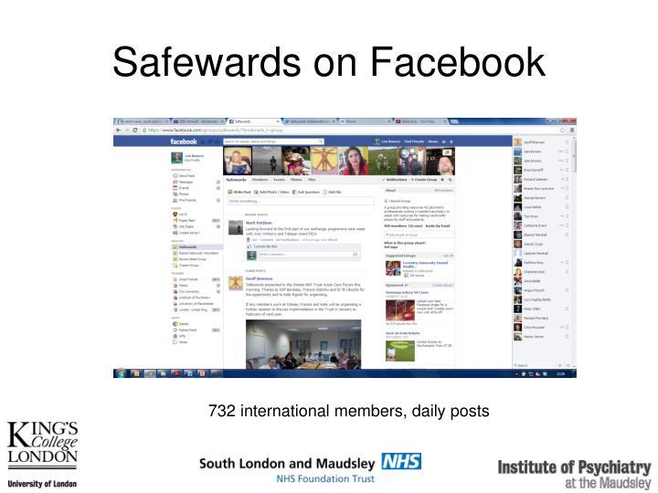 Safewards on Facebook