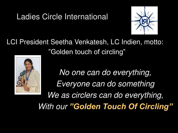 Ladies Circle International