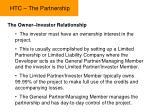 htc the partnership