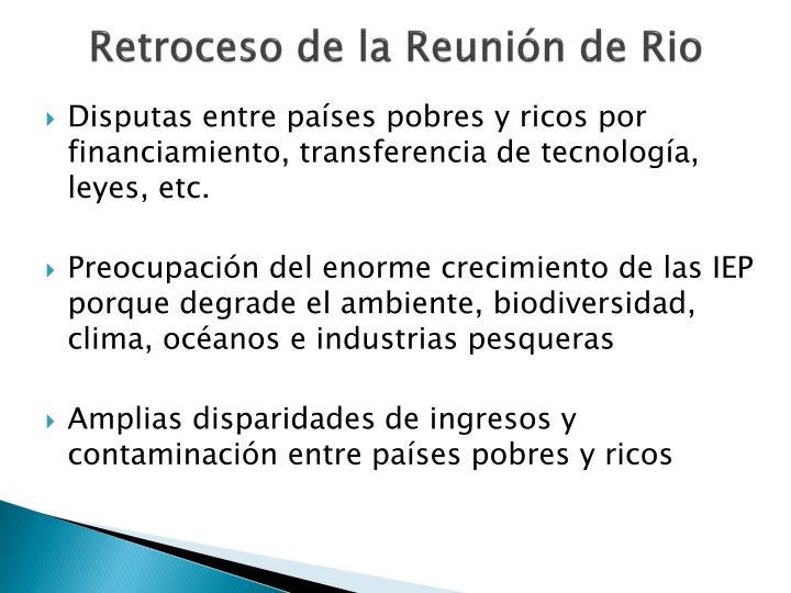 Retroceso
