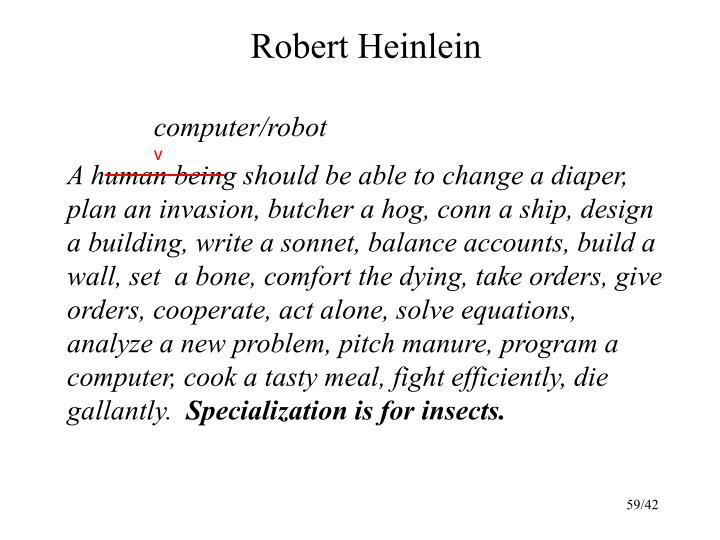 computer/robot