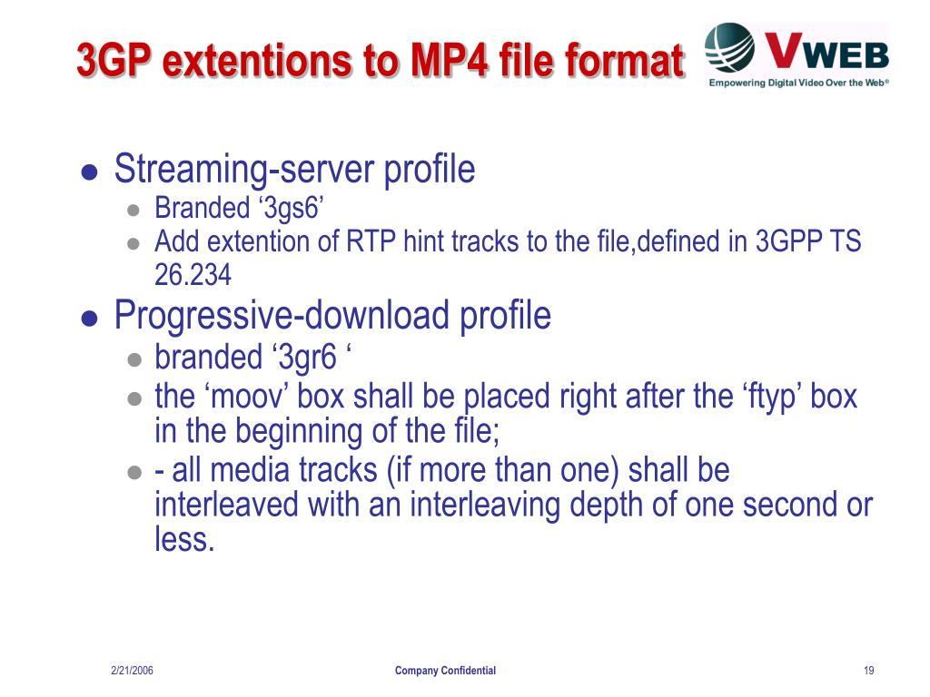 PPT - MP4/3GP/PSP file format PowerPoint Presentation - ID