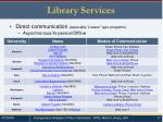 library services1