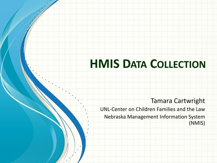 hmis data collection n.