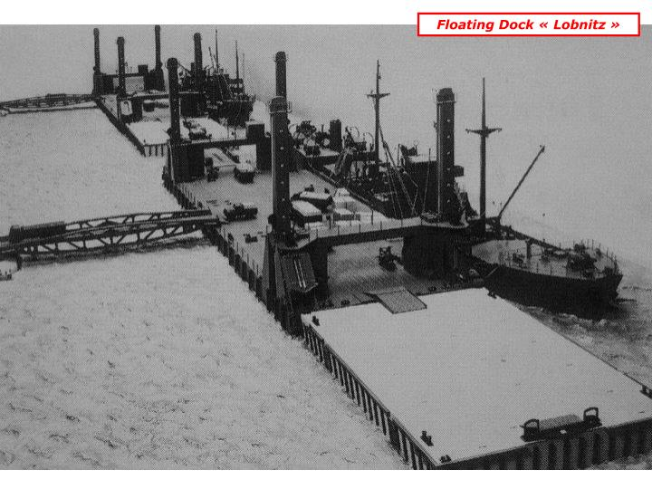 Floating Dock «Lobnitz»