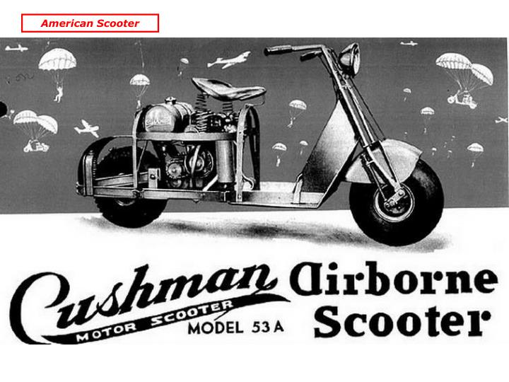 American Scooter