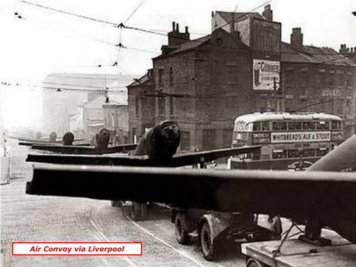 Air Convoy via Liverpool