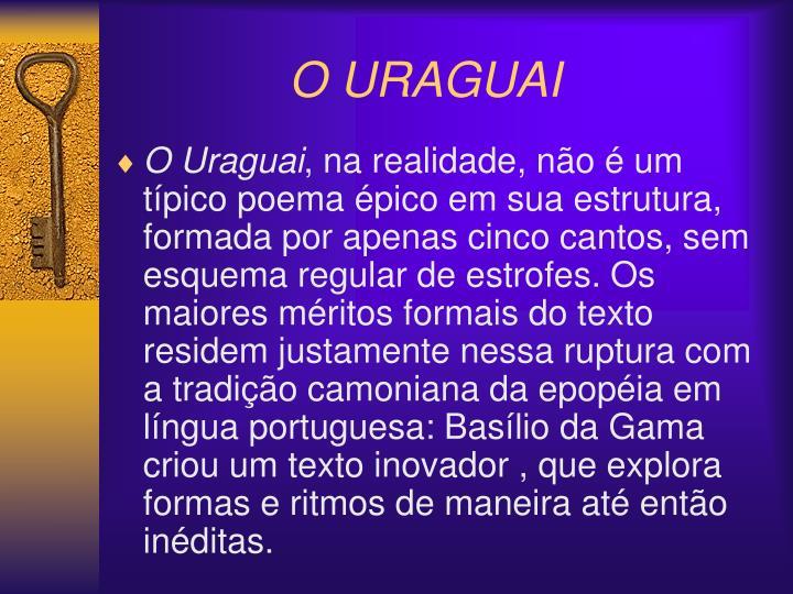 O URAGUAI