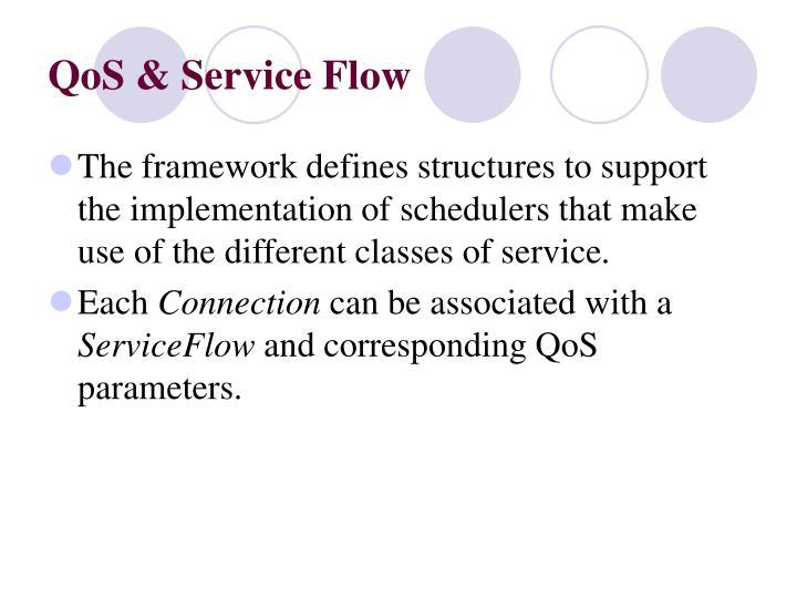 QoS & Service Flow