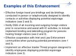 examples of this enhancement9