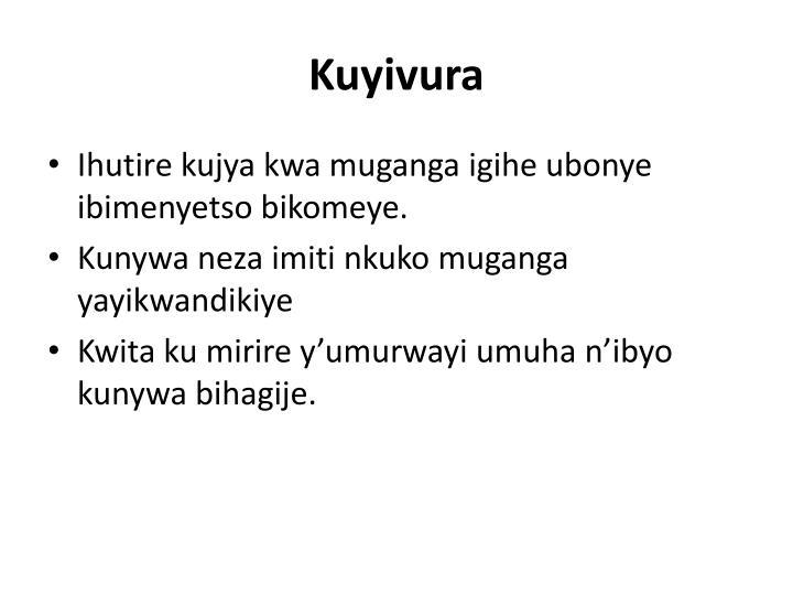 Kuyivura