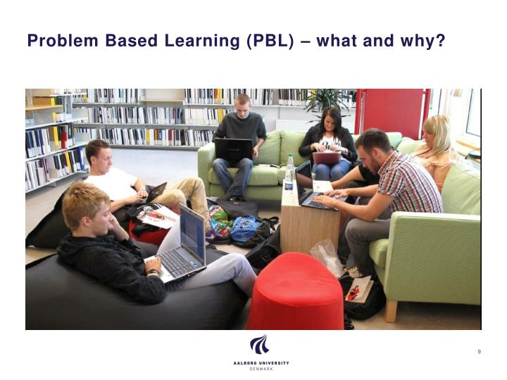 Problem Based Learning (PBL) – what