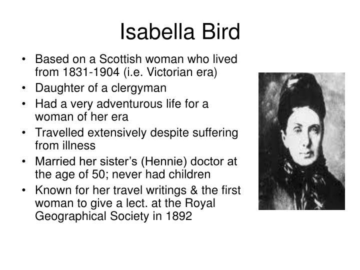 Isabella Bird
