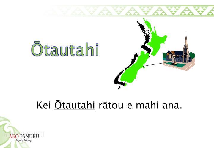 Ōtautahi