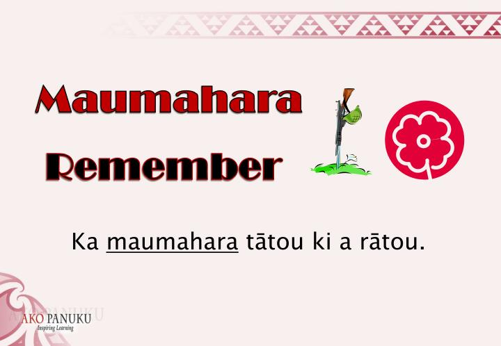 Maumahara