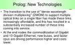 prolog new technologies