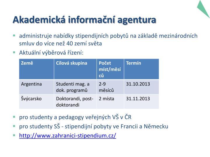 Akademická informační agentura