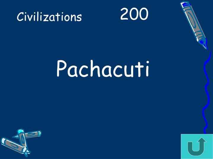 Pachacuti