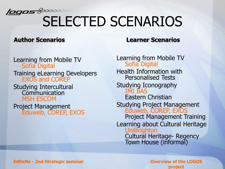 Learning from Mobile TV