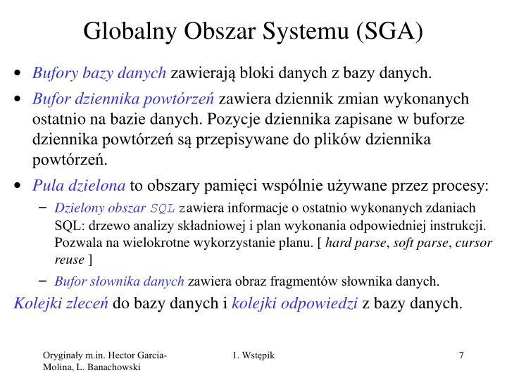 Globalny Obszar System