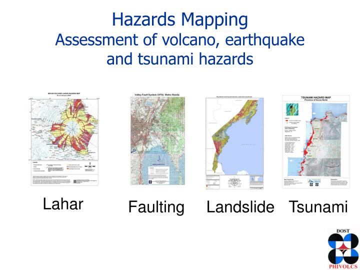 Hazards Mapping