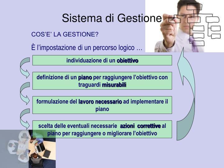 Sistema di Gestione