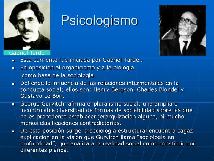 Psicologismo
