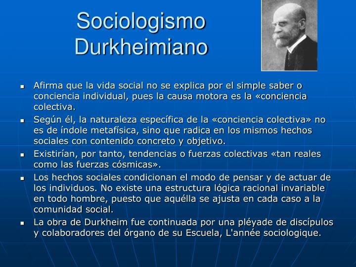 Sociologismo