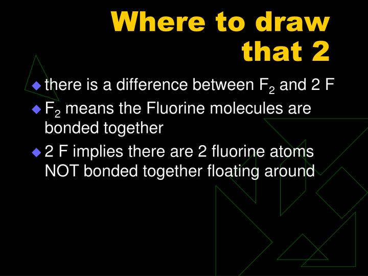 Where to draw that 2