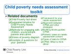 child poverty needs assessment toolkit1