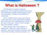 what is halloween1