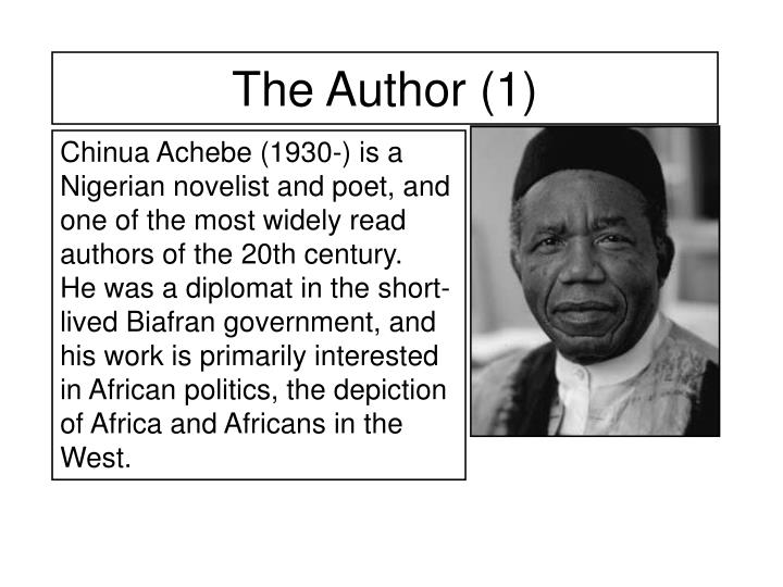 the involvement of africas colonization in heart of darkness by joseph conrad and things fall apart  A summary of themes in joseph conrad's heart of darkness learn exactly what happened in this chapter, scene, or section of heart of darkness and what it means.