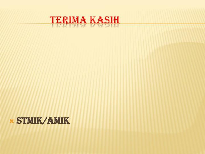 STMIK/amik
