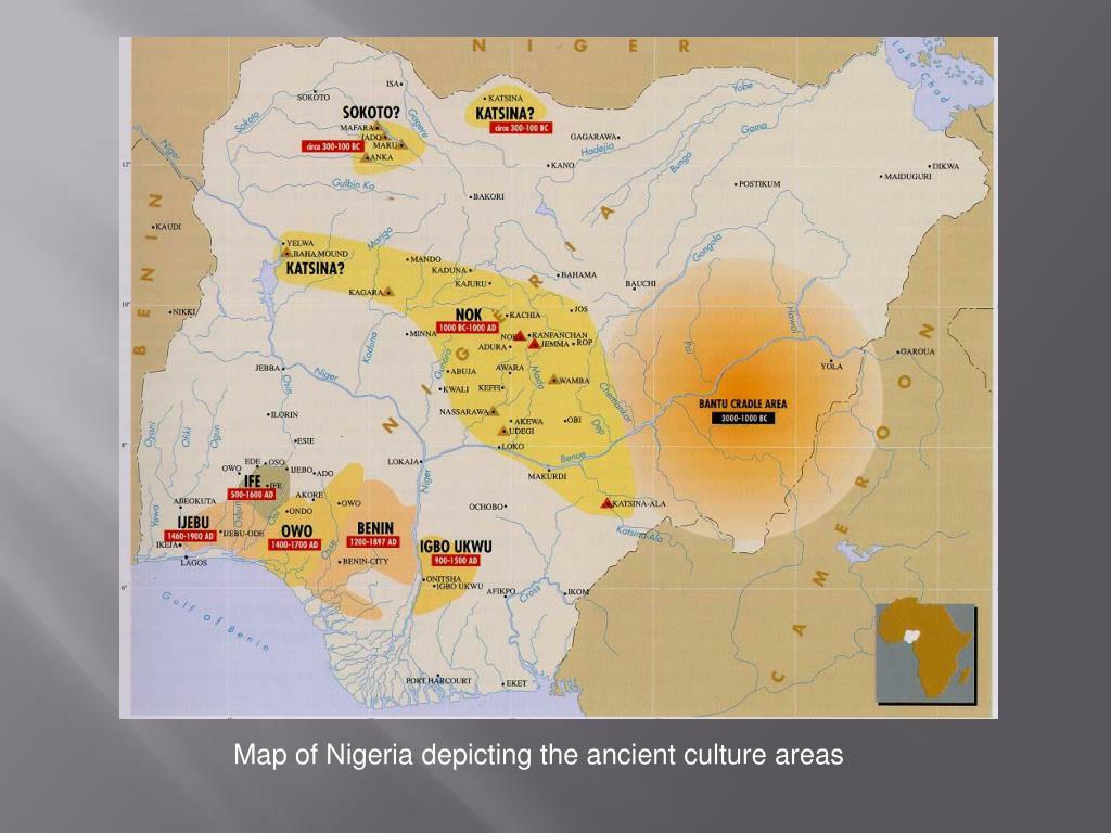PPT - Sculptures of Ancient Nigeria: Nok, Igbo Ukwu, Ife