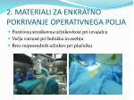 2 materiali za enkratno pokrivanje operativnega polja2