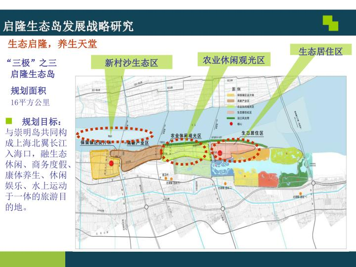 启隆生态岛发展战略研究