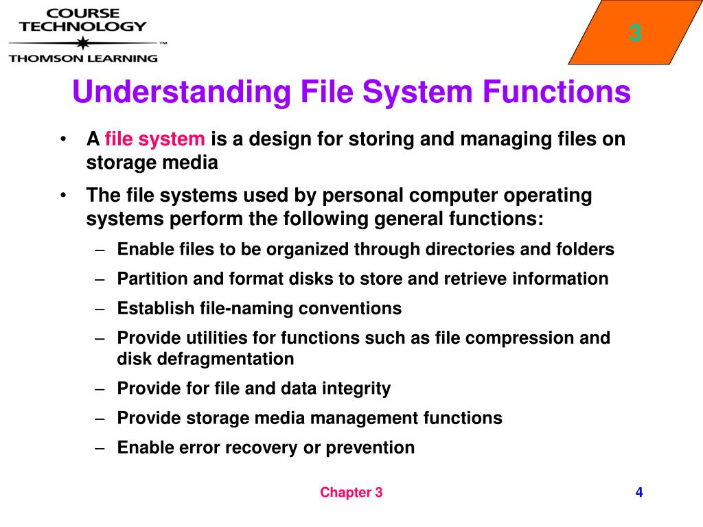 PPT - File Systems PowerPoint Presentation - ID:4701780