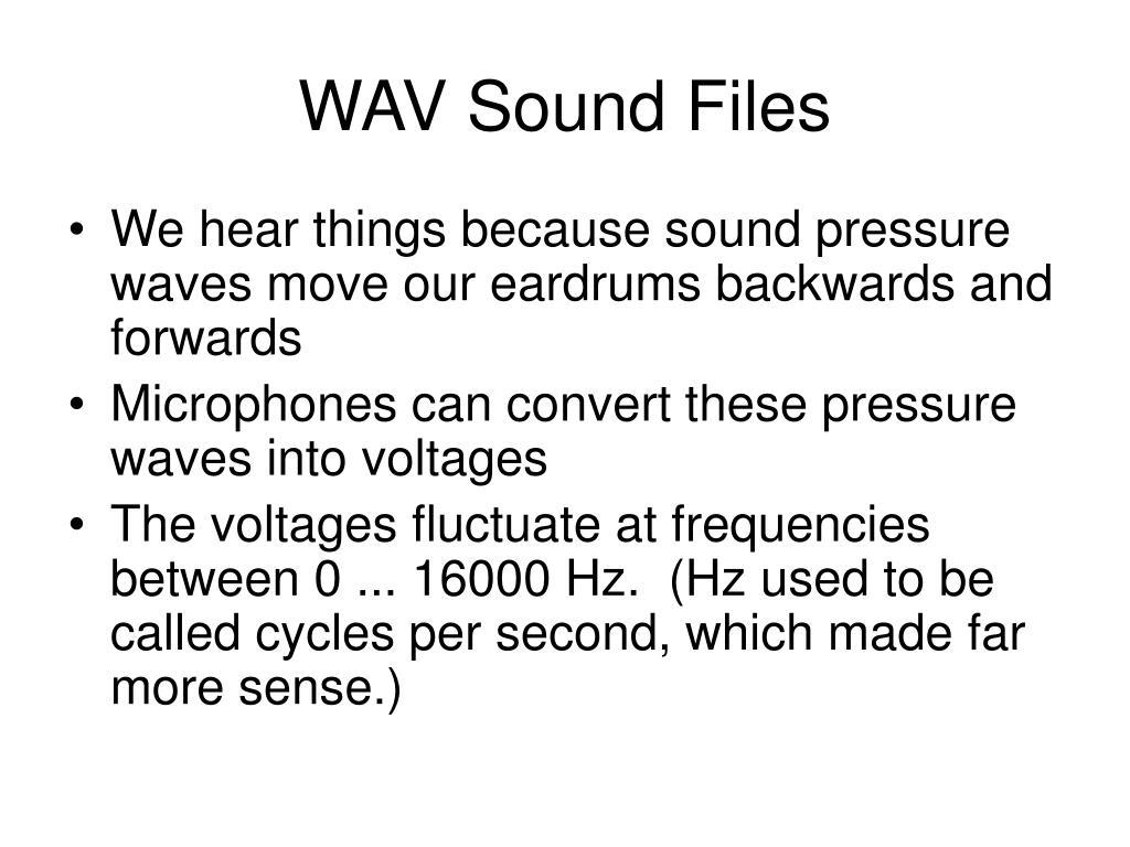 PPT - Sound History PowerPoint Presentation - ID:4702057