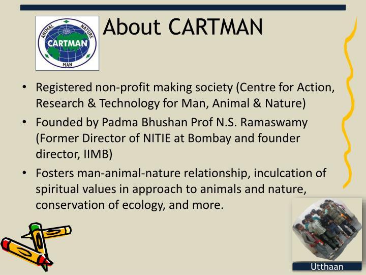 About CARTMAN