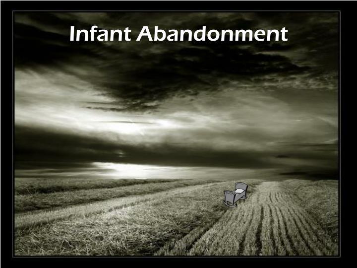 Infant Abandonment