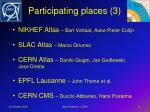 participating places 3