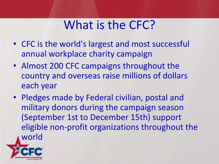 What is the cfc